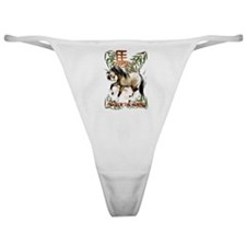 The Year Of The Horse Classic Thong