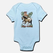 The Year Of The Horse Infant Bodysuit