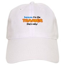 Unique Trainer Cap