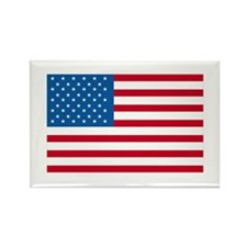 American Flag Old Glory Rectangle Magnet