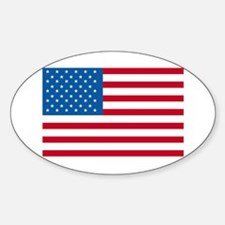 American Flag Old Glory Decal