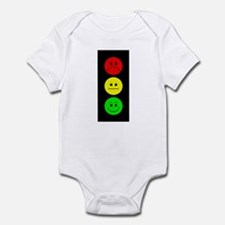Moody Stoplight Infant Bodysuit
