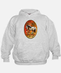 The Year Of The Horse Hoodie