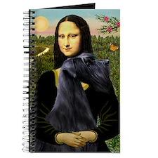 Mona & Giant Schnauzer Journal