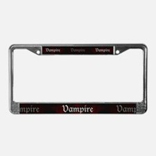Vampire Eternal License Plate Frame