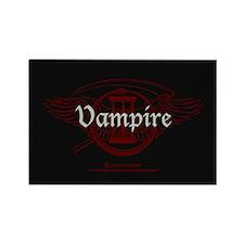 Vampire Eternal Rectangle Magnet