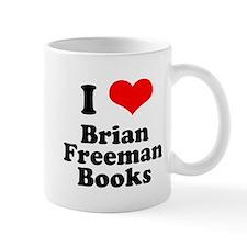 Brian freeman books Mug