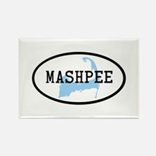 Mashpee Rectangle Magnet