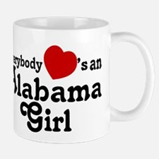 Everybody Hearts an Alabama G Mug