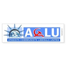 A-C-L-You! Bumper Bumper Sticker