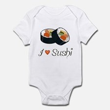 Sushi Infant Bodysuit