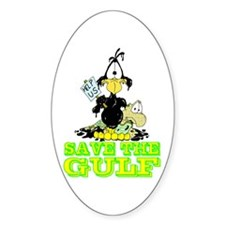 Save the GULF Decal