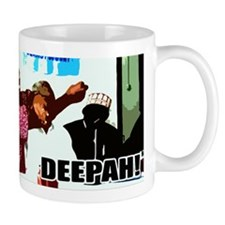Eat Da Poo Poo Deepah Mug
