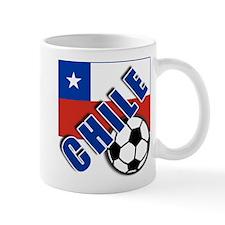 World Soccer CHILE Mug