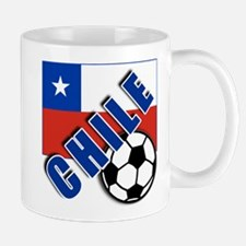 World Soccer CHILE Mug
