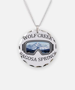 Wolf Creek Ski Area - Pago Necklace