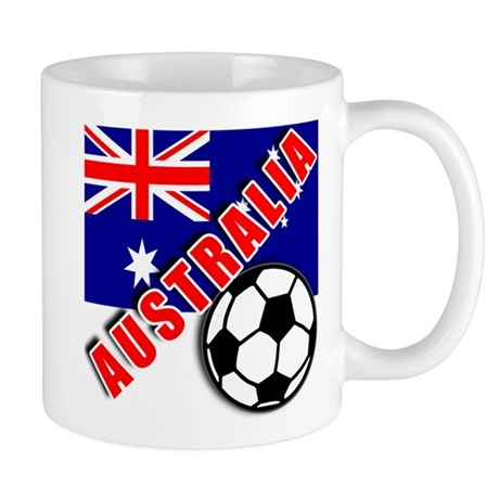World Soccer AUSTRALIA Mug