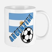 World Soccer Argentina Mug