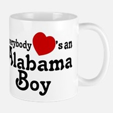 Everybody Hearts an Alabama B Mug