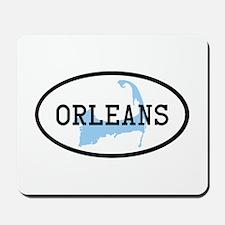 Orleans Mousepad