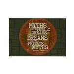 Tribal Myths Magnet