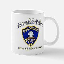 Escondido Police Mug