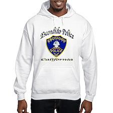 Escondido Police Hoodie Sweatshirt
