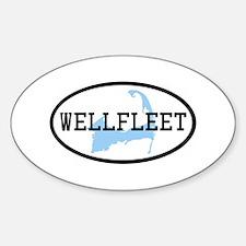 Wellfleet Decal