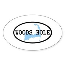 Woods Hole Decal