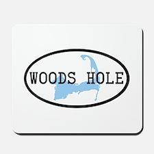 Woods Hole Mousepad