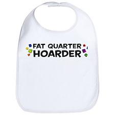 Quarter Hoarder Bib