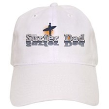 Surfer Dad Baseball Cap