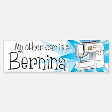 Bernina Car Bumper Bumper Sticker