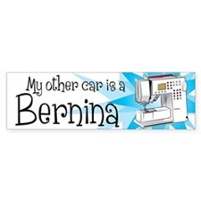 Bernina Car Bumper Stickers