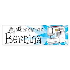 Bernina Car Car Sticker