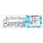 Bernina Car Sticker (Bumper)