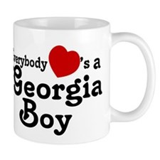Everybody Hearts a Georgia Bo Mug