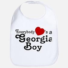 Everybody Hearts a Georgia Bo Bib