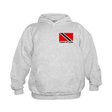 """Trinidad Flag"" Hoodie"
