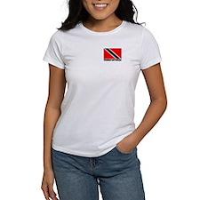 """Trinidad Flag"" Tee"