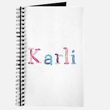 Karli Princess Balloons Journal