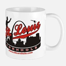 St. Louis Cornhole Game Coffee Mug