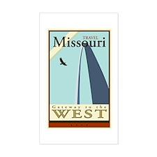 Travel Missouri Decal