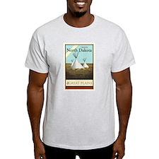 Travel North Dakota T-Shirt