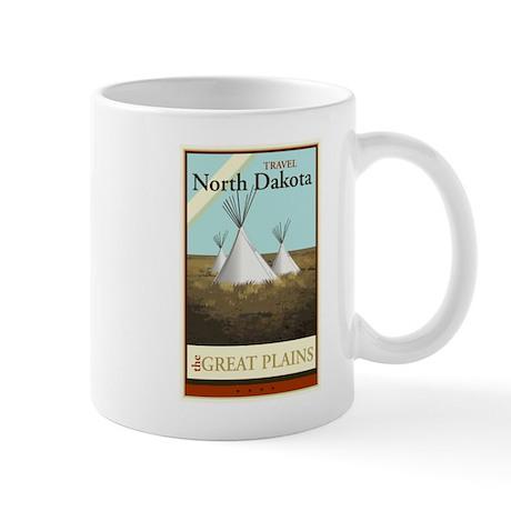 Travel North Dakota Mug