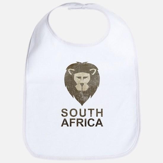 Vintage South Africa Bib