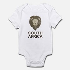 Vintage South Africa Infant Bodysuit