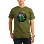 Hemp Planet Organic Men's T-Shirt (dark)