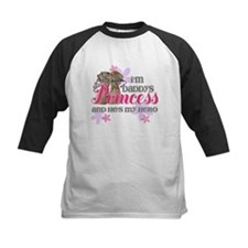 Daddys Princess Baseball Jersey