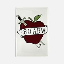 Sword & Apple Rectangle Magnet